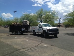 Tucson junk removal