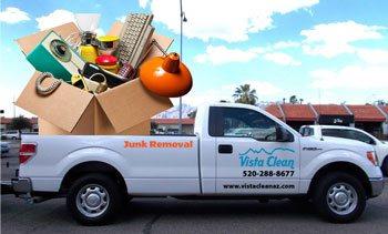 Tucson's Local Junk Removal Service - Vista Clean Junk Removal