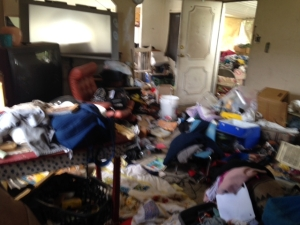 Tucson hoarder cleanup