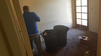 apartment room junk removal