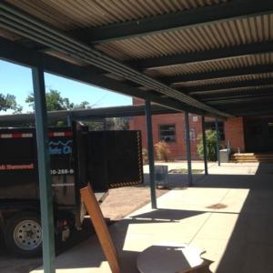 Tucson hauling