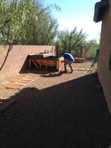 hot tub removal Tucson