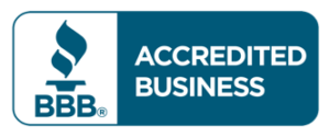 Accredited Better Business Bureau Logo